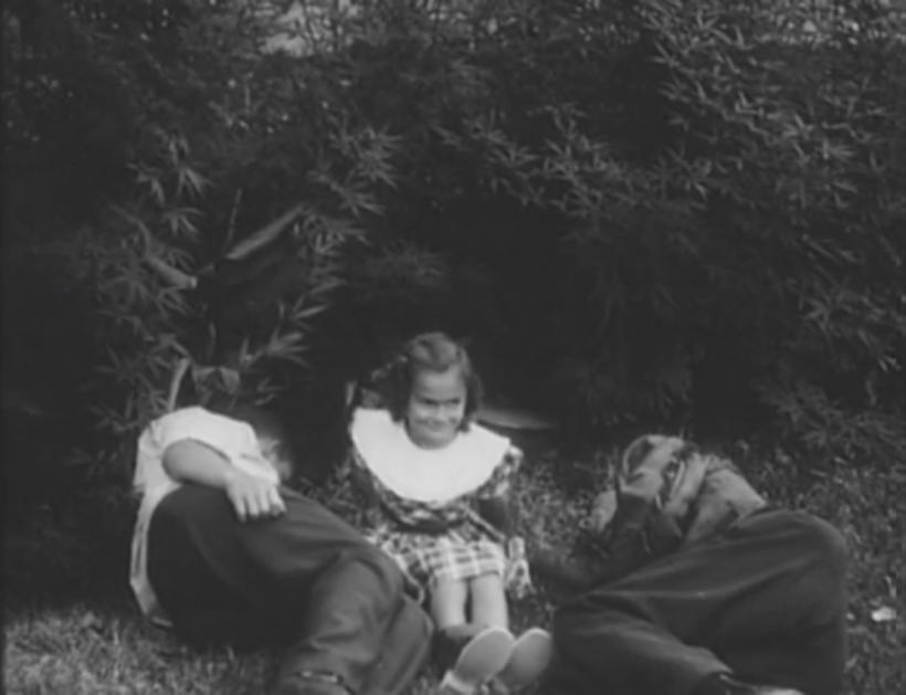 Gareth Long, Childress, Texas version (1948) of The Kidnappers Foil, filmed by Melton Barker, Photo courtesy of the Texas Archive of the Moving Image