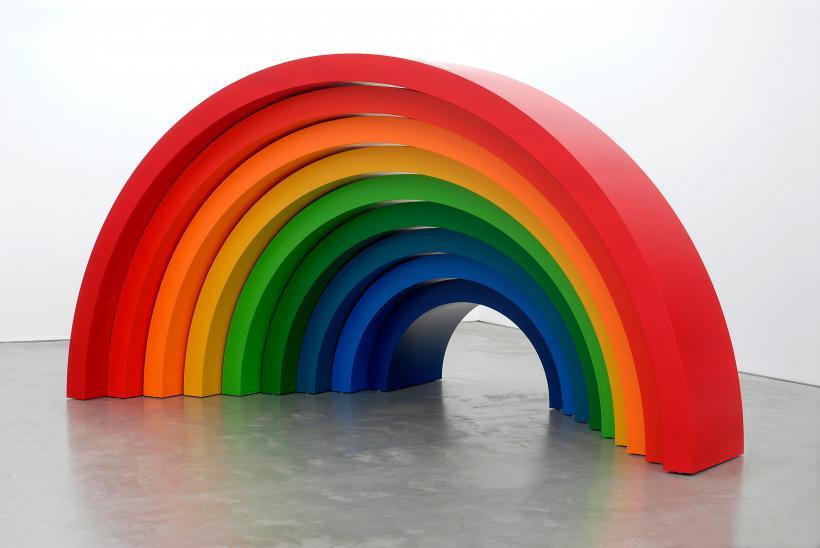Steiner rainbow