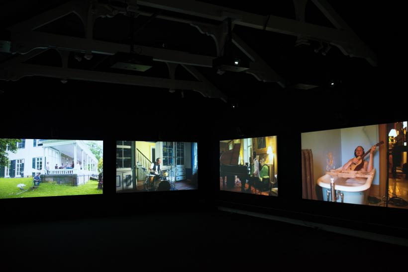 Artes Mundi 6, Ffotogallery, Ragnar Kjartansson: The Visitors (2014)
