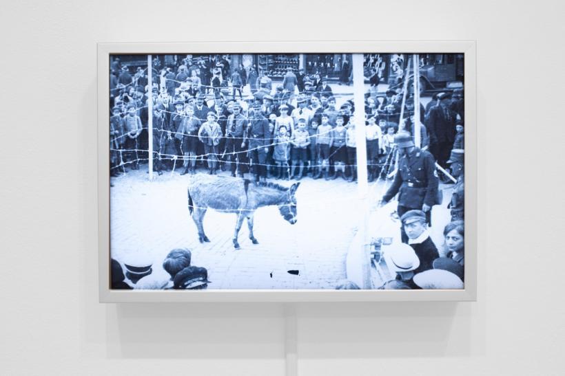Artes Mundi 6, Ffotogallery, Sanja Ivekovic: The Disobedient (2014)