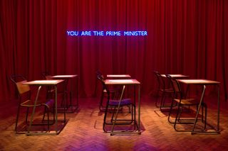 Artes Mundi 6, Chapter Gallery, Karen Mirza and Brad Butler: You Are the Prime Minister (2014)