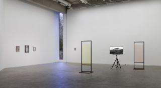 Niamh O'Malley, Installation photograph, The Douglas Hyde Gallery, December 2014