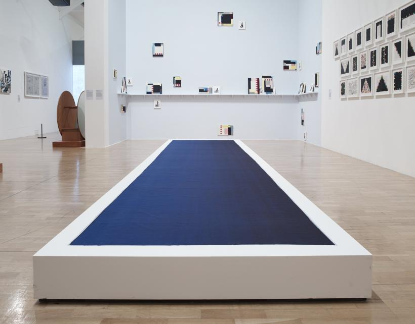 'Adventures of the Black Square', Installation view at Whitechapel Gallery, London, 2015