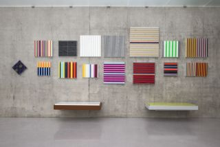 Installation view 2nd floor, Kunsthaus Bregenz