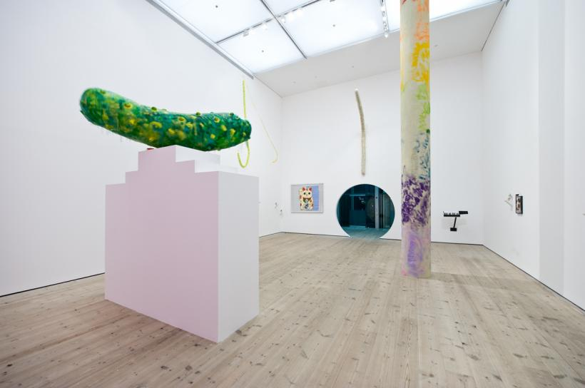 Graeme Durant, When in Roam (installation view), BALTIC Centre for Contemporary Art, Gateshead, 2014