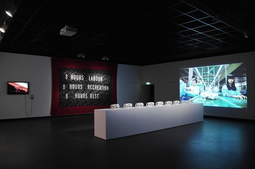 Time and Motion: Redefining Working Life, transmediale 2015