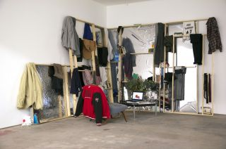 Installation view, Seventeen
