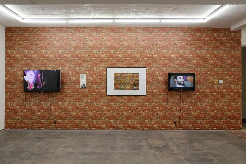 Installation view, Seventeen