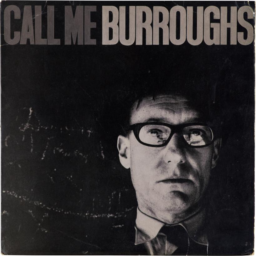 Call Me Burroughs, LP record