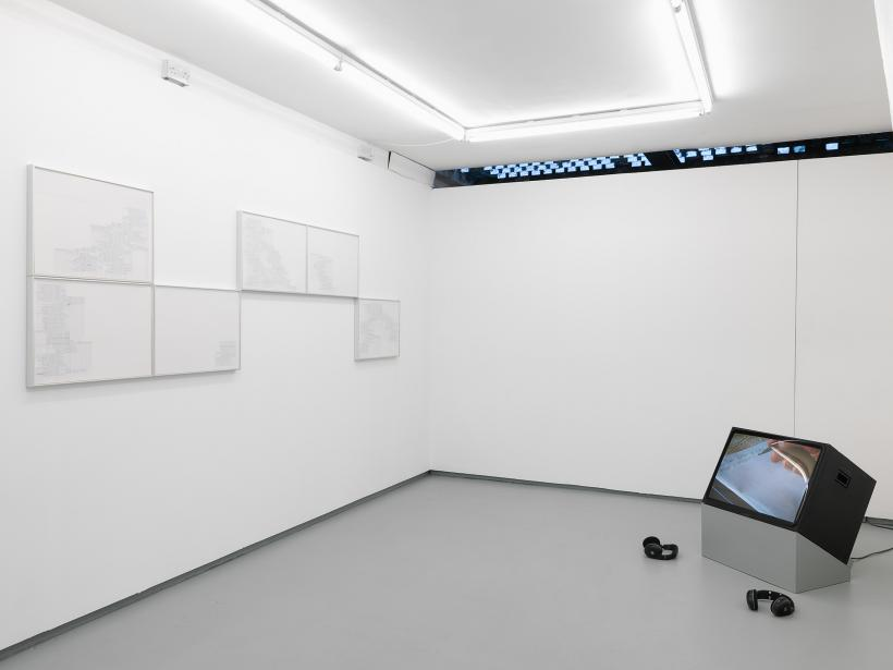 Anna Barham: Ampler Tongue Transit, 2012; Katarina Zdjelar: Shoum, 2009