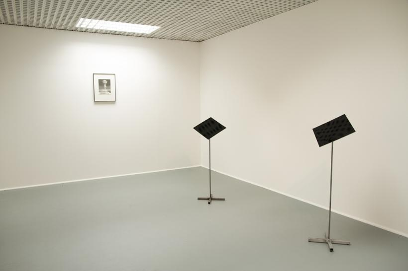 Michael Mulvihill, The Means and the Instruments, installation view NGCA Project Space (2015)