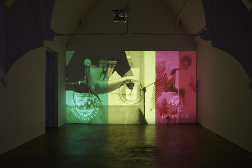 Installation view, DAILY LOVEMAKING, Ikon Gallery, Birmingham