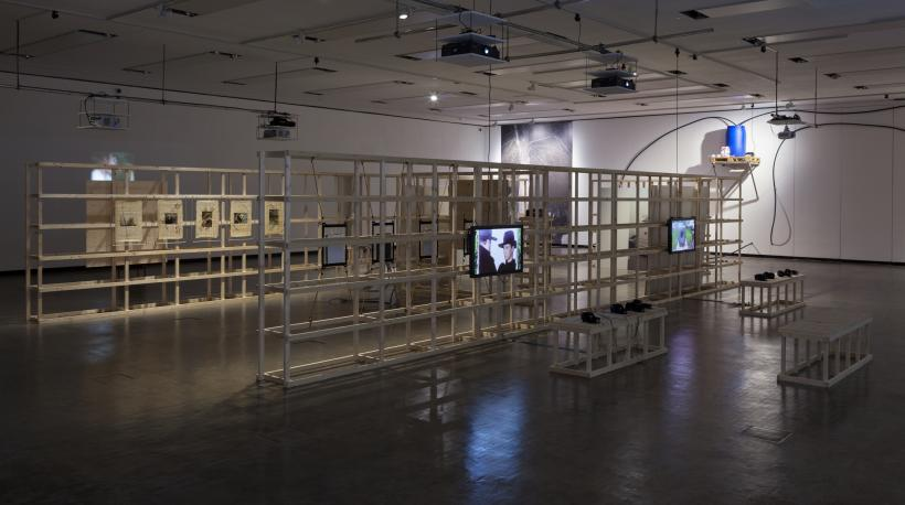 The Future of Memory, Installation View