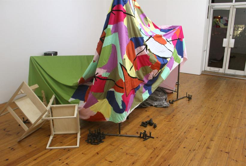 Ref, Installation View