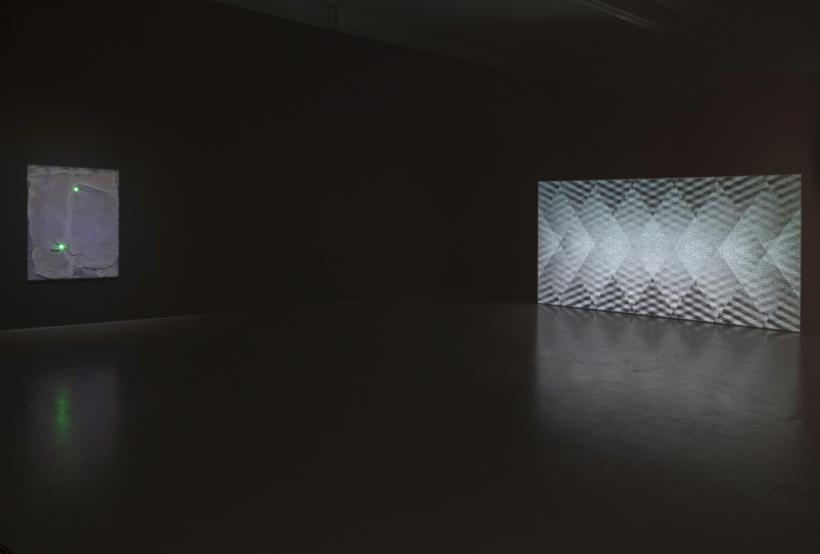 Florian and Michael Quistrebert, Visions of Void, installation view