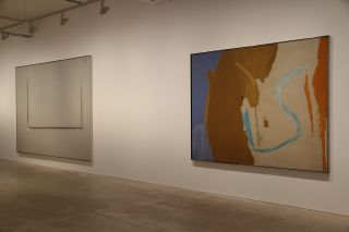 Installation view, Bernard Jacobson Gallery