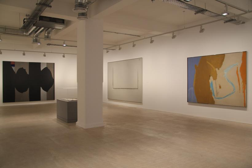 Installation view, Bernard Jacobson Gallery