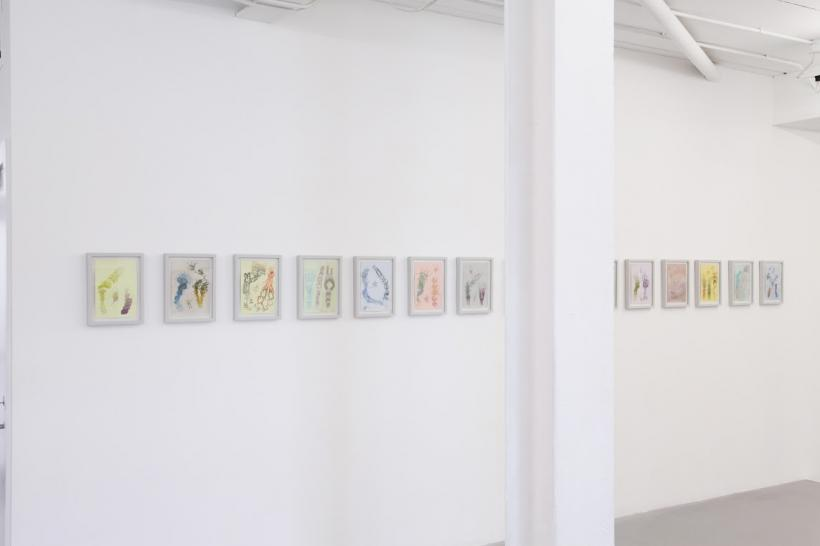 Crooked Rain, Crooked Rain, Installation View