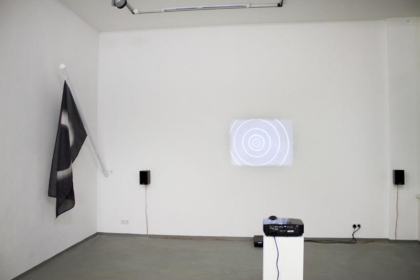 This Dust, Installation view at GSL Projekt, 2015
