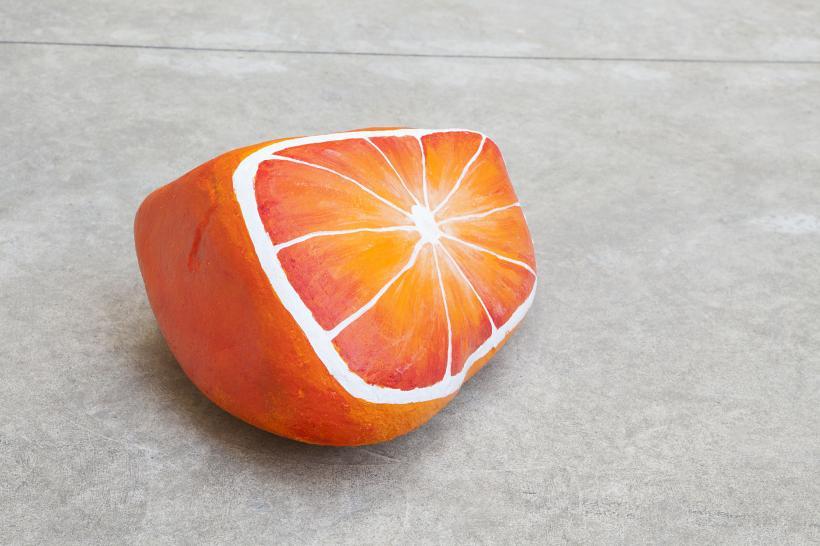 Blakam's stone (orange)