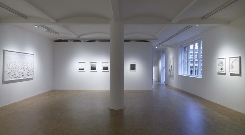 Installation view, Watermark