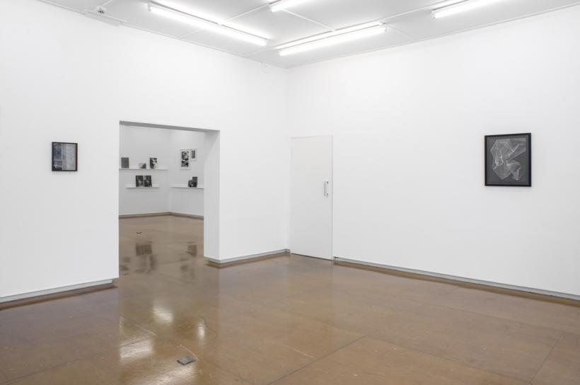 Lorna Macintyre: Material Language, Or All Truths Wait In All Things, installation view at Mary Mary, 2015