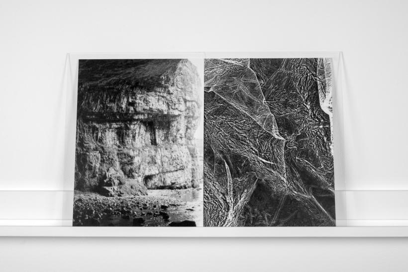 Lorna Macintyre,  Aerial / Smoo Cave, 2015