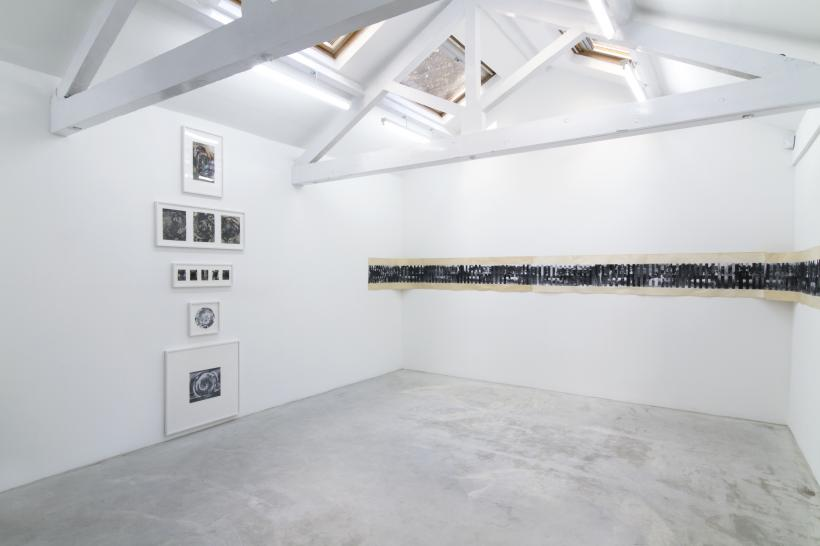 Installation view, narrative projects, London