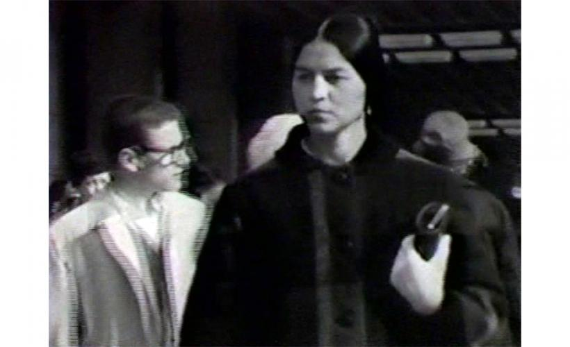 Krista Belle Stewart, Seraphine: Her Own Story Told By Seraphine Ned, digital video still, September 17, 1967