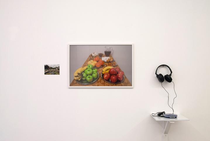 Iman Issa, Triptych 2, 2009