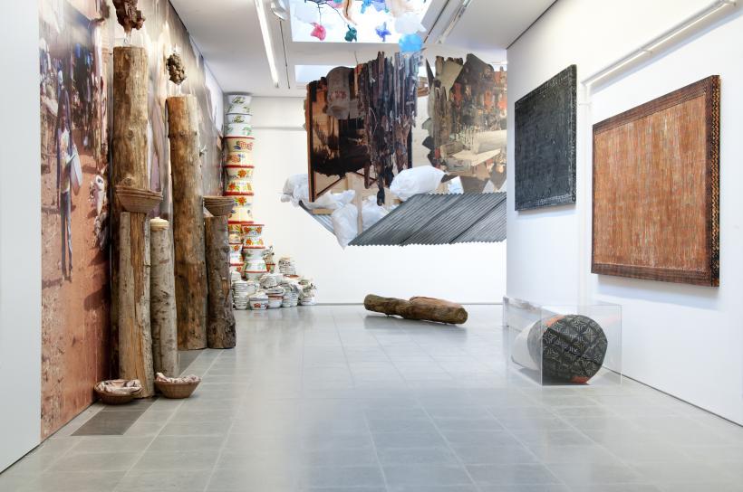 Installation view, Serpentine Sackler Gallery