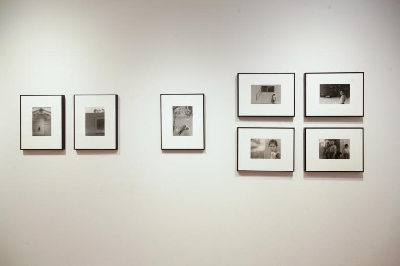 Joo Myung Duck, Motherland, installation view at Miyako Yoshinaga, 2015