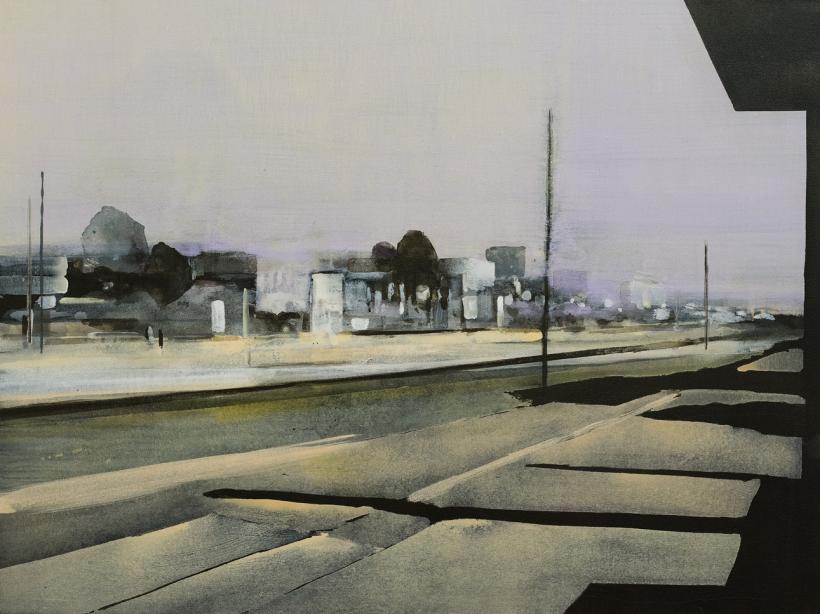 Graham Chorlton, Platform, 2014