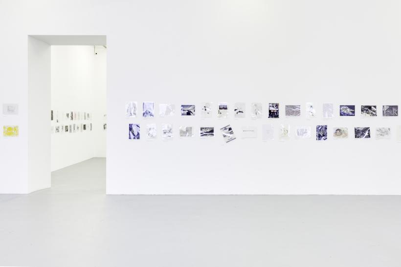 Drawing Biennial, Installation View