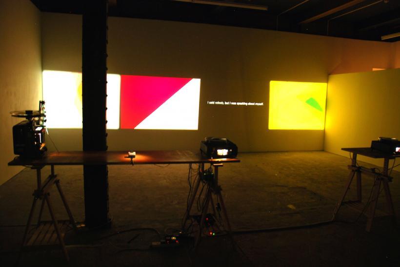 Amelia Bande, Deborah Bower, Mat Fleming & Annette Knol, Nervous Skies, The NewBridge Project, 2015