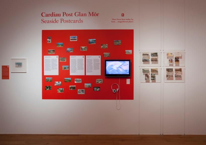 We've Got Mail II, Installation View