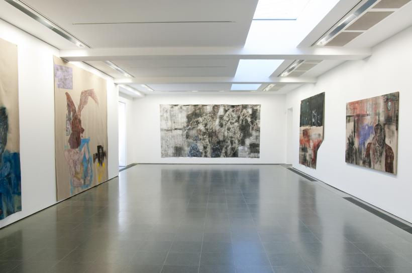 Installation view, Serpentine Gallery