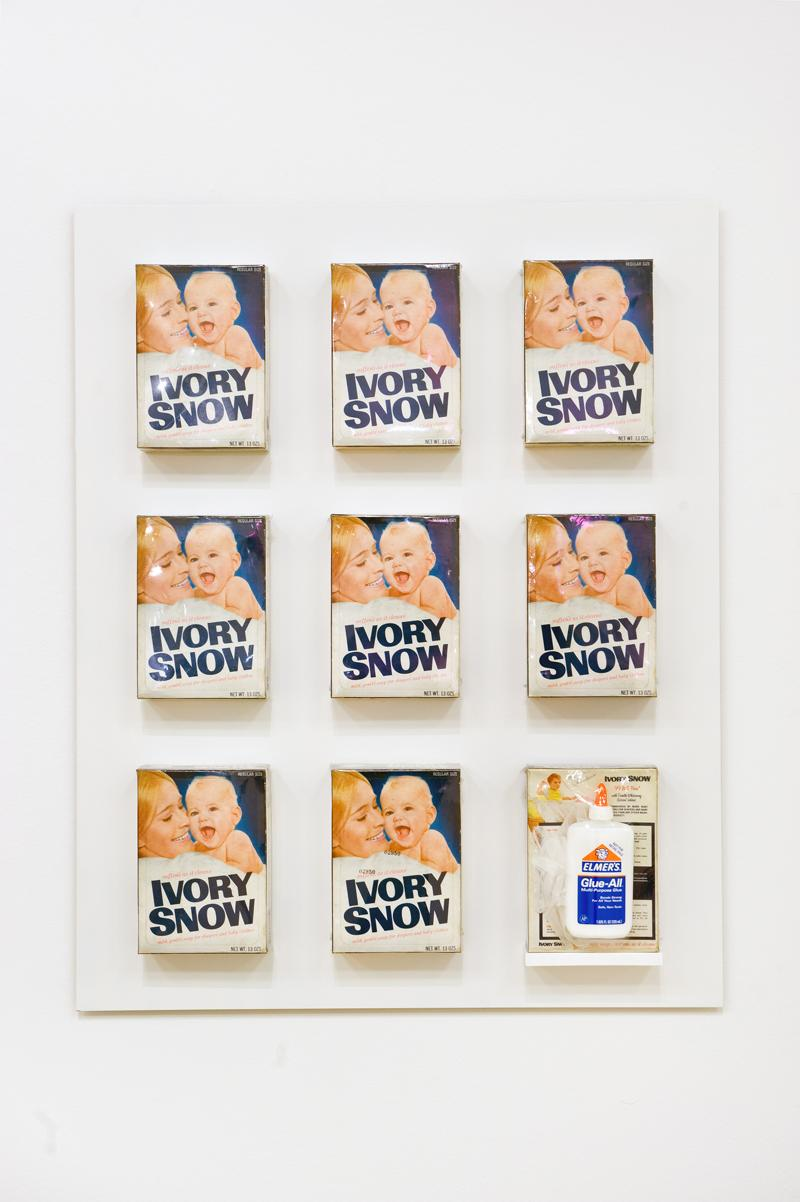 Jason Rhoades, Ivory Snow, installation view at BALTIC, 2015