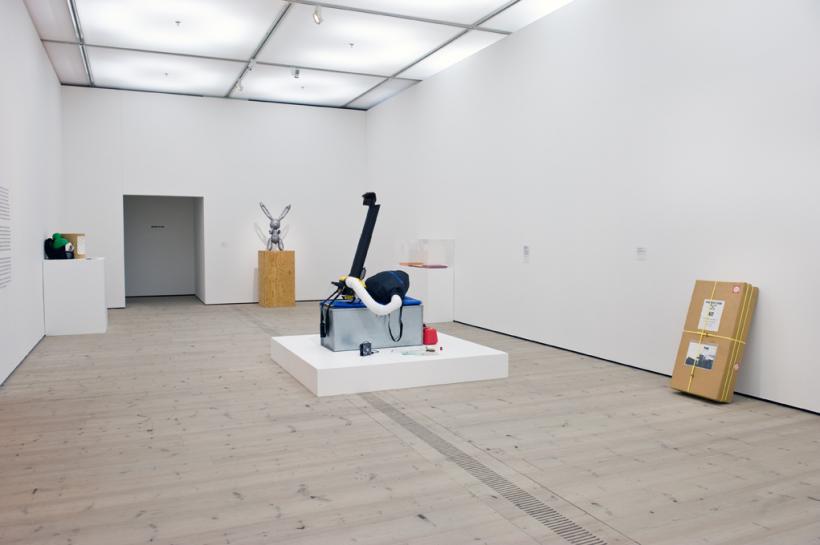 Jason Rhoades, Multiple 2, installation view at BALTIC, 2015