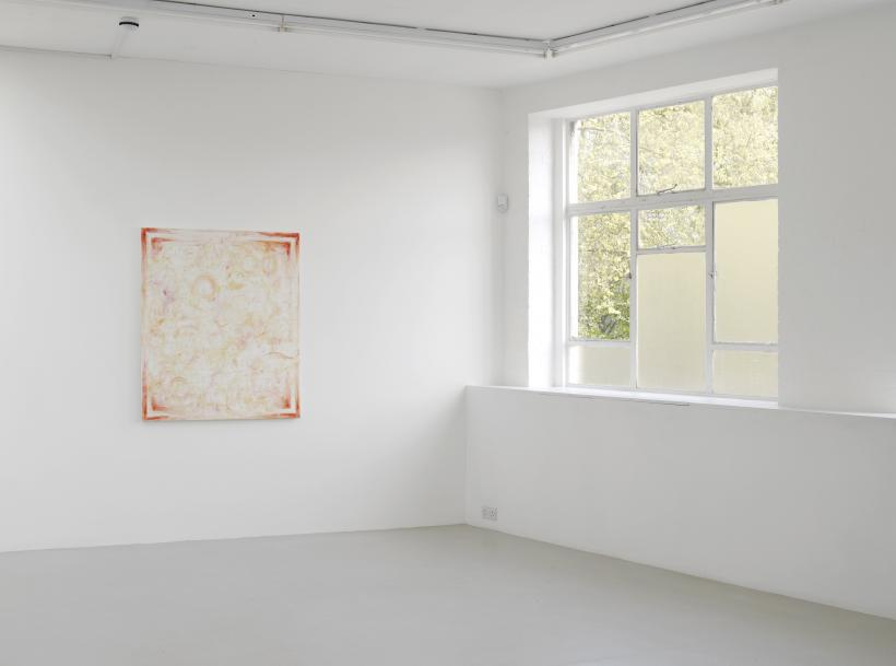 Installation view, Jutta Koether