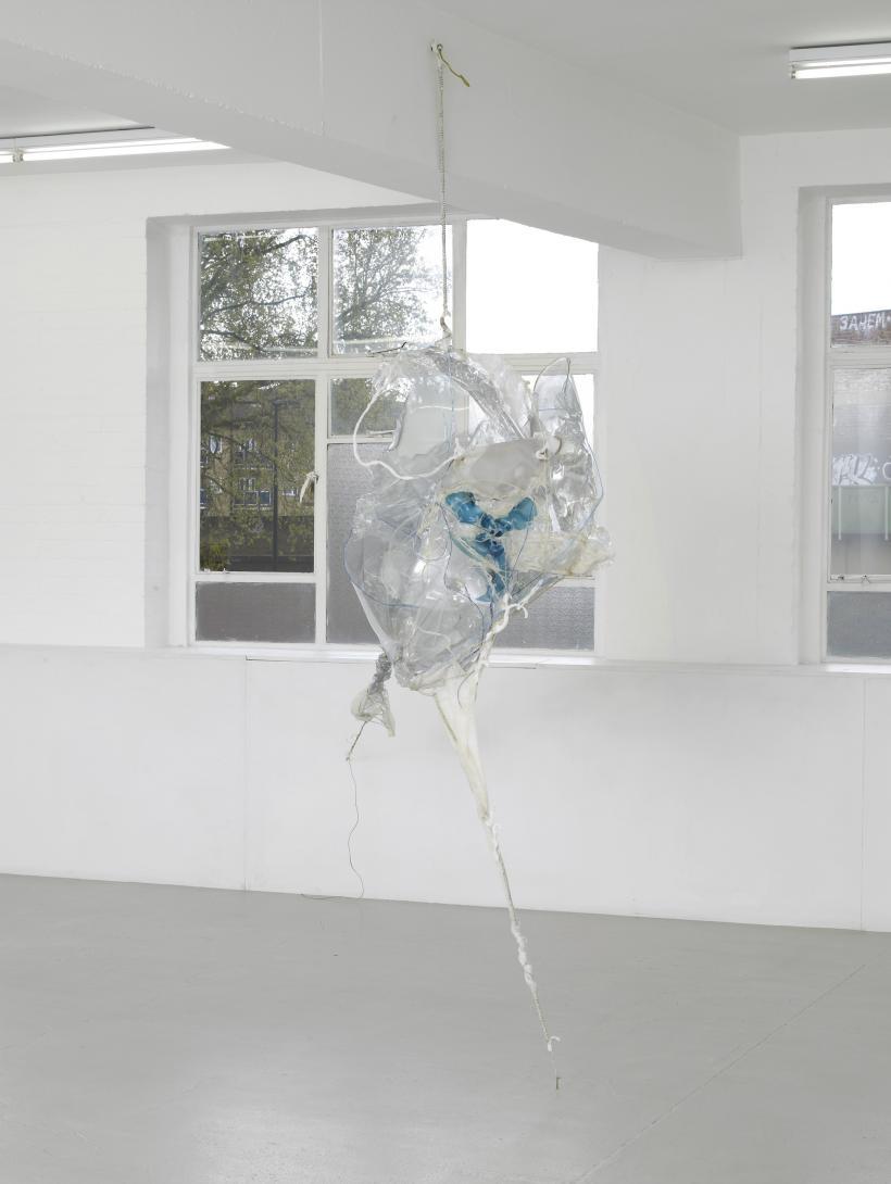 Installation view, Daiga Grantina