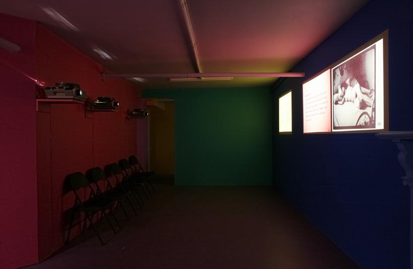 Part Two, Installation view