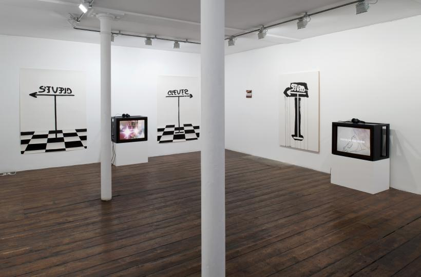 Sorry for the Wait, Installation View