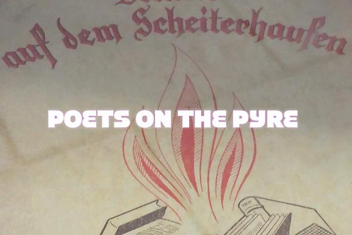 Poets on the Pyre I