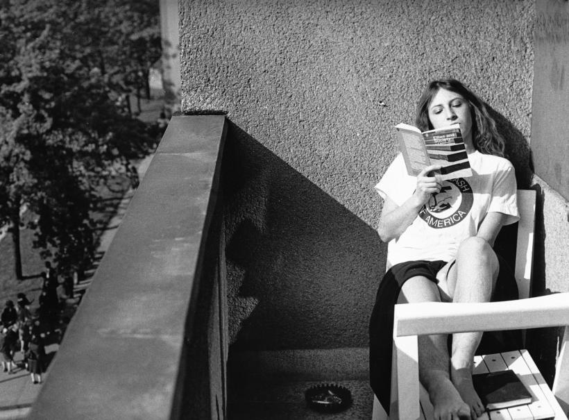 Sanja iveković, Trokut (triangle), 1979.