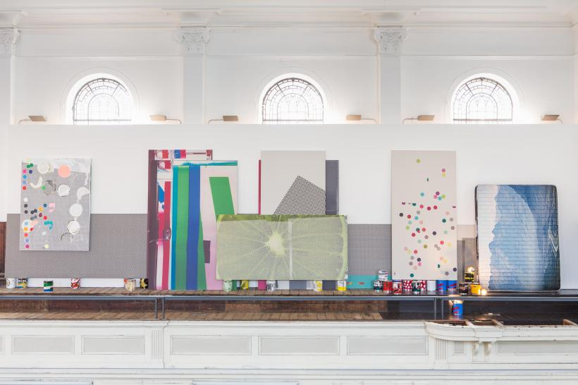 Installation view from Zabludowicz Collection: 20 Years