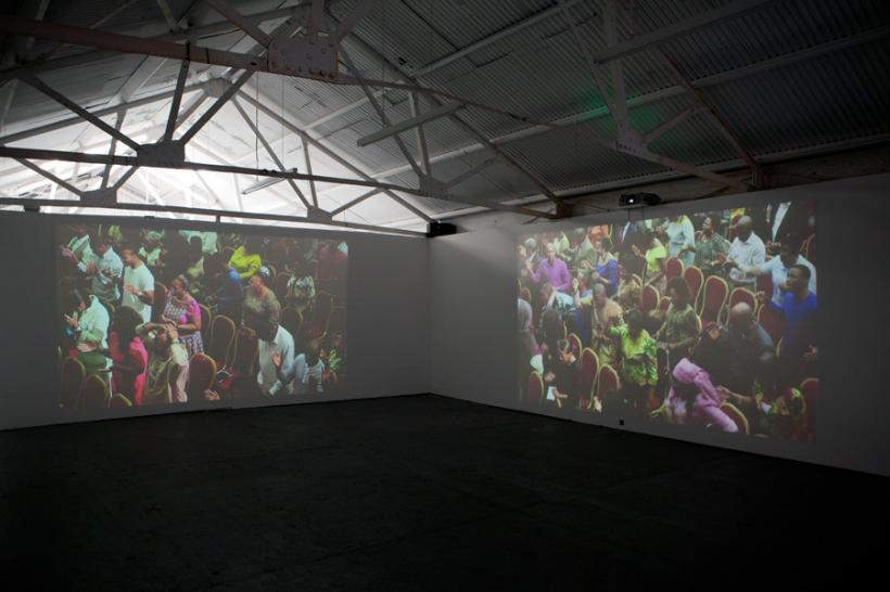 Congregation, Installation View