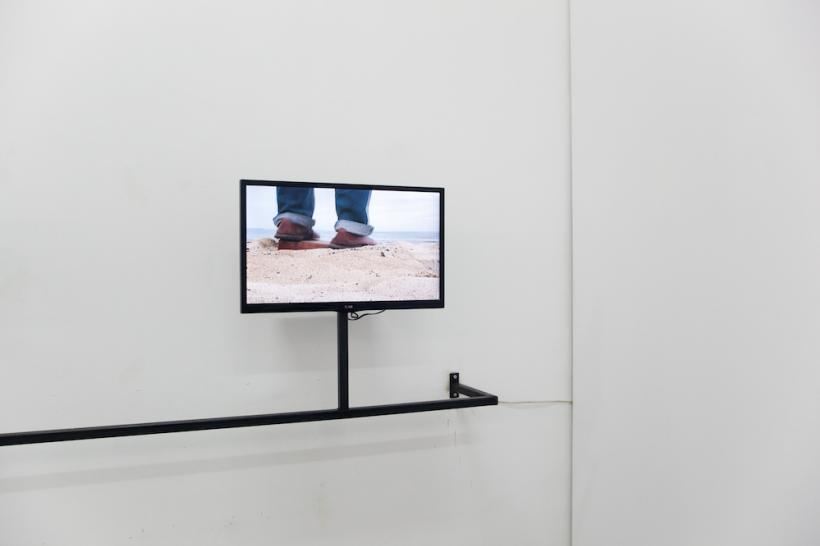 The Adventures of a Giant Midget, Installation View