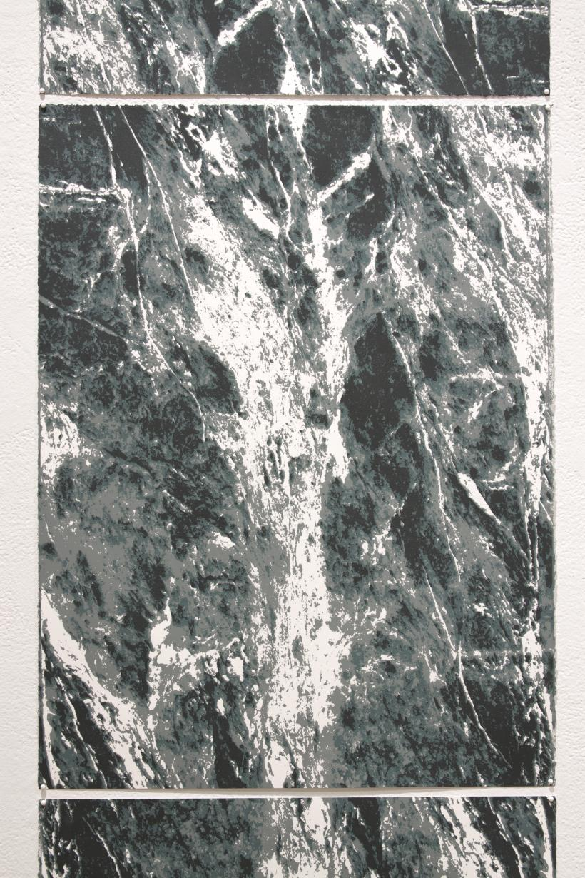 Three Marble Columns