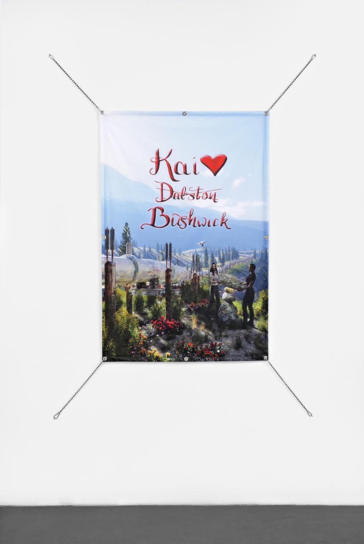 Kai ❤ D̶a̶l̶s̶t̶o̶n̶  Bushwick Banner